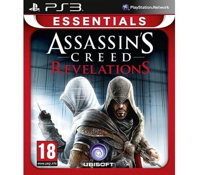 PS3 - Assassins Creed Revelations Essentials