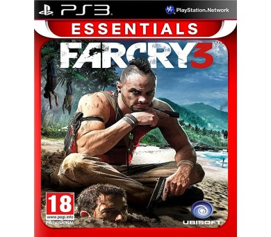 PS3 - Far Cry 3 Essentials
