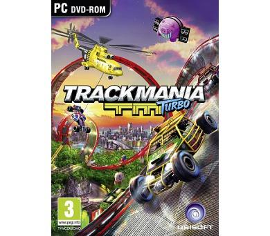 PC CD - Trackmania Turbo