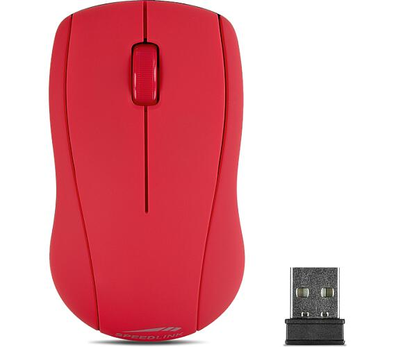 SL-630003-RD SNAPPY Mouse - Wireless USB