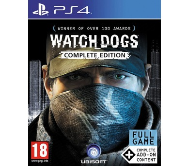 PS4 - Watch_Dogs Complete Edition + DOPRAVA ZDARMA