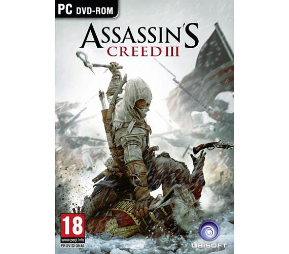 PC CD - Assassin's Creed 3 (3307215844847)