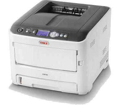 OKI C612dn A4 36/34 ProQ2400 USB LAN (46551002)