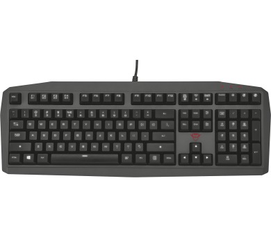 TRUST GXT 880 Mechanical Gaming Keyboard US + DOPRAVA ZDARMA