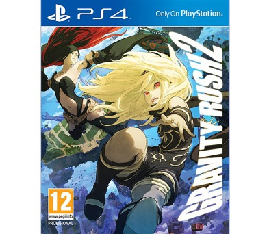 Sony PlayStation 4 Gravity Rush 2