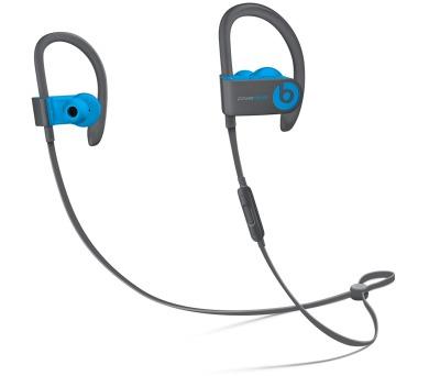 Powerbeats3 Wireless Earphones - Flash Blue + DOPRAVA ZDARMA