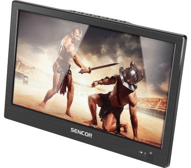 SPV 7011 26cm DVB-T LCD TV Sencor + DOPRAVA ZDARMA