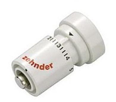 Zehnder - Termostatická hlavice ,DH bílá - 819050 + DOPRAVA ZDARMA