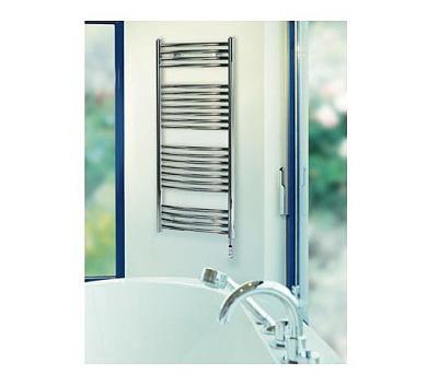 Zehnder Aura - koupelnový radiátor 1856 x 595 mm - prohnuté provedení + DOPRAVA ZDARMA
