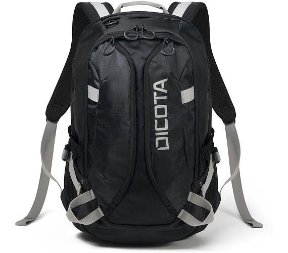 Dicota Backpack Active 14-15.6 black/black + DOPRAVA ZDARMA