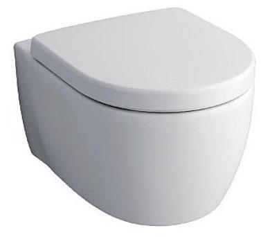 Keramag Icon WC závěsné s hlubokým splachováním