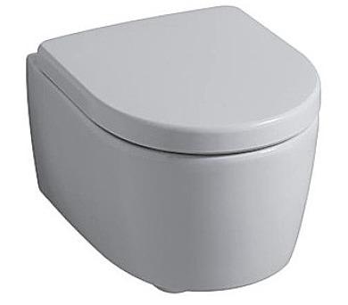 Keramag iCON - klozetové sedátko s poklopem