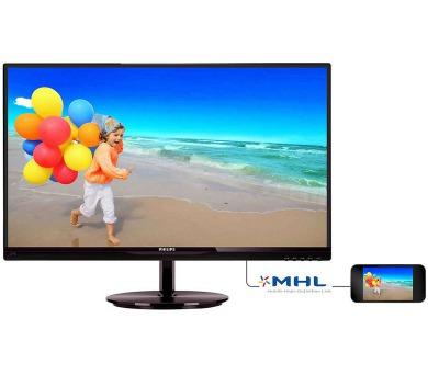 Philips 274E5QHSB-FHD,IPS,HDMI,slim + DOPRAVA ZDARMA