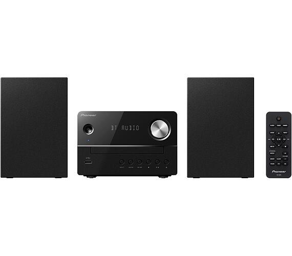 Pioneer systém s CD,USB,BT černý (X-EM26-B)