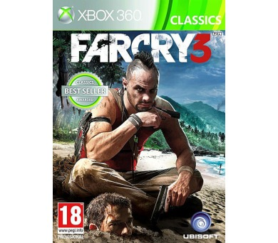 X360 - Far Cry 3 Classic