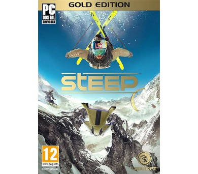 PC CD - Steep Gold Edition
