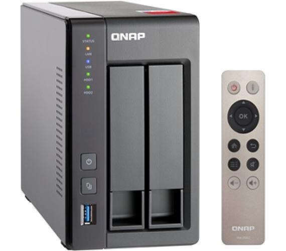 QNAP TS-251+-2G 2xHDD