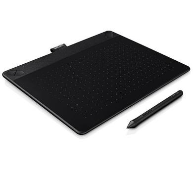 Wacom Intuos 3D Pen&Touch M - černý