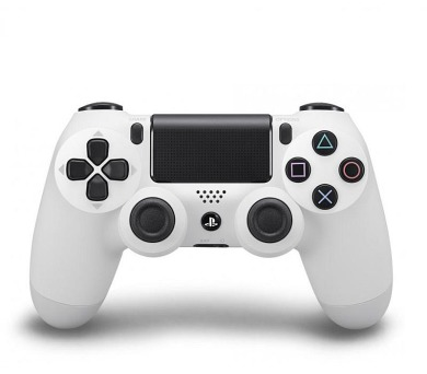 Sony Dual Shock 4 pro PS4 v2 - ledově bílý