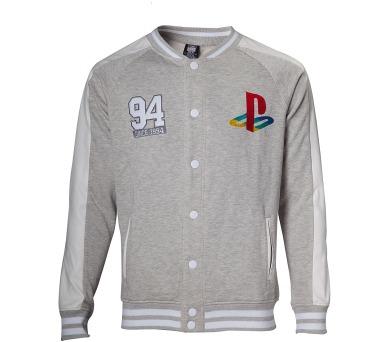 Bunda: PlayStation - logo - M + DOPRAVA ZDARMA