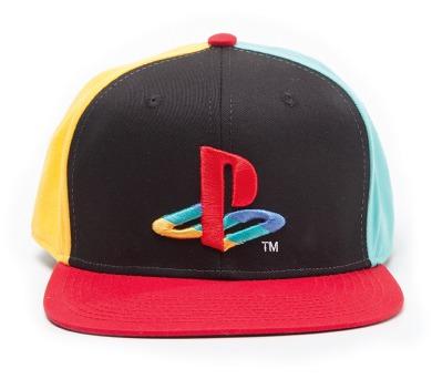 Čepice s kšiltem: PlayStation s originál logem PS