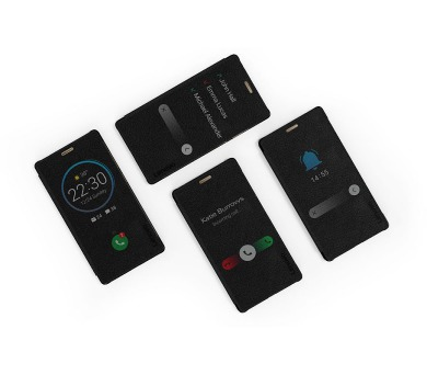 PHAB2 Microview case - černý