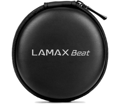 LAMAX EVA hard case pouzdro na špuntová sluchátka