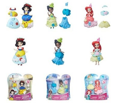 Hasbro Disney Princess s doplňky