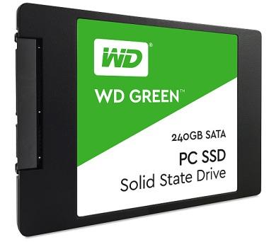 SSD externí Western Digital Green 240GB