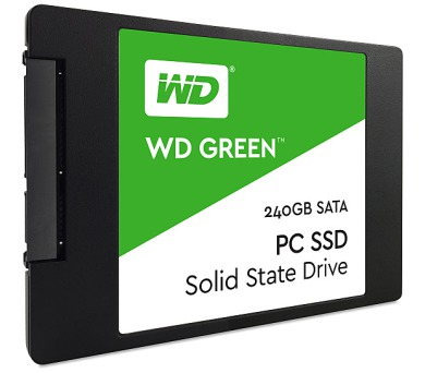 SSD Western Digital Green 240GB