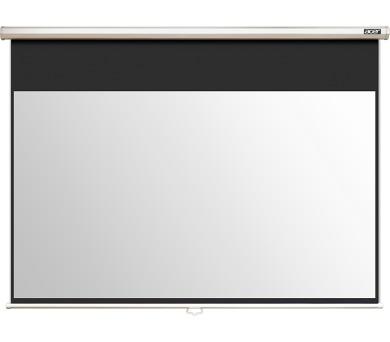 """Plátno M90-W01MG - 90""""/16:9/Wall & Ceiling/Gray (MC.JBG11.001)"""