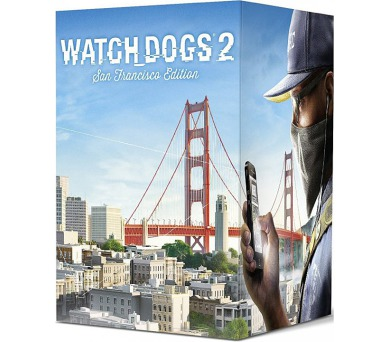 PS4 - Watch_Dogs 2 San Francisco Ed. + DOPRAVA ZDARMA