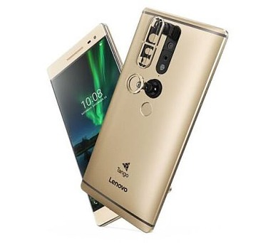 "Lenovo PHAB2 Pro 6,4""QHD/MSM8976/4G/64G/An6 Gold (ZA1F0006CZ) + DOPRAVA ZDARMA"