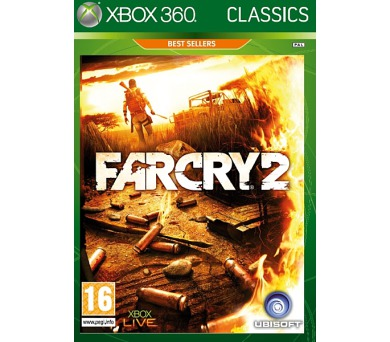 X360 - Far Cry 2 Classics