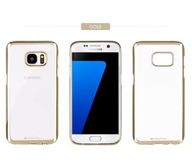 Mercury Goosp RING 2 Jelly iPh 5S/SE Gold (R25SGD)