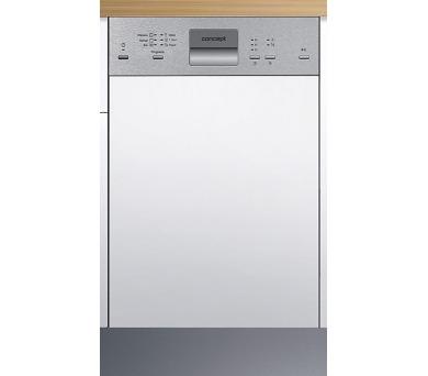 Concept MNV2645 myčka nádobí vestavná 45 cm