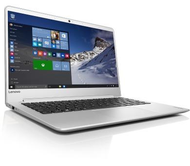 Lenovo IdeaPad 710S Plus 13.3 FHD IPS AG/I7-7500U/512G SSD/8G/GF 940 2G/W10 PRO stříbrný