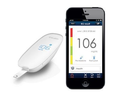 iHealth BG5 Bluetooth Smart glukometr (IH-BG5-KIT)
