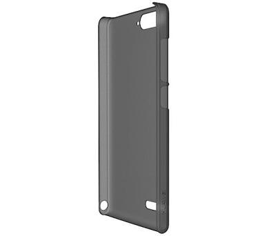 Huawei Original Protective Pouzdro 0.8mm Black Ascend G6 3G + DOPRAVA ZDARMA