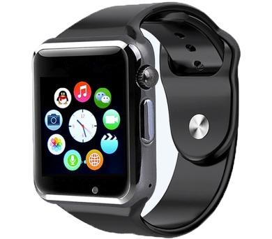 Smart hodinky U10 černé