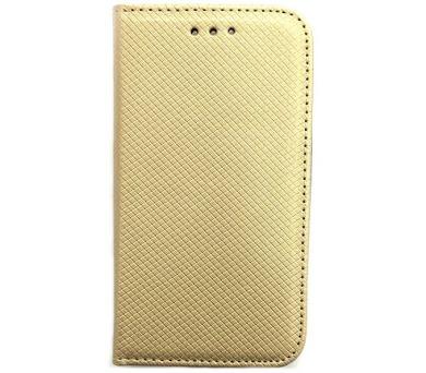 Smart Magnet pouzdro Huawei Y6 II Compact gold
