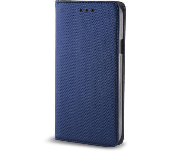 Smart Magnet pouzdro Huawei Y6 II dark blue