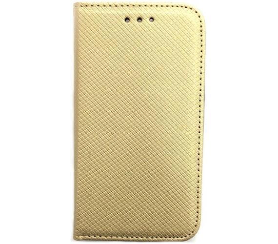 Smart Magnet pouzdro Huawei Y6 II gold