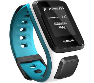 TomTom GPS hodinky Runner 2 Cardio + Music (S) + DOPRAVA ZDARMA