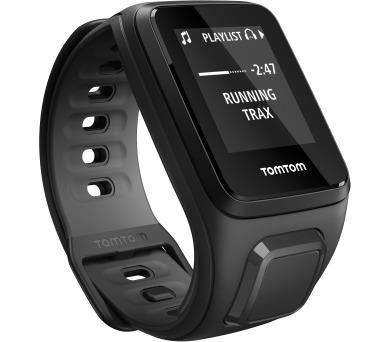TomTom GPS hodinky Runner 2 Cardio + Music (S)