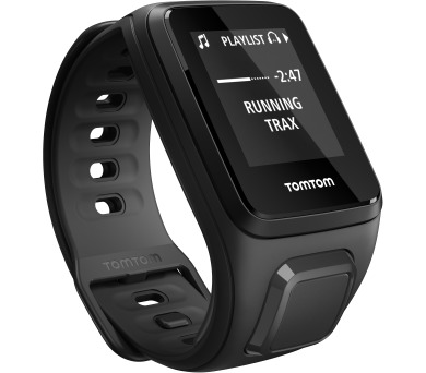 TomTom GPS hodinky Spark Fitness Music (S)