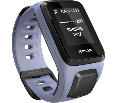 TomTom GPS hodinky Spark Fitness Cardio + Music (S)