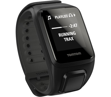 TomTom GPS hodinky Spark Fitness Cardio + Music (L)