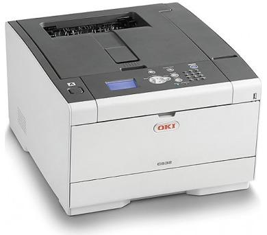 OKI C532dn A4,30/30ppm
