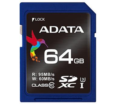 ADATA SDXC 64GB U3